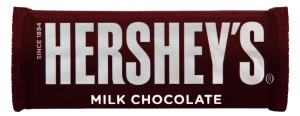 Czekolada Hersheys Milk Chocolate 43g USA