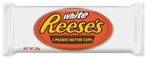 REESE'S WHITE 2 PEANUT BUTTER CUPS 39G.-27.11.2020