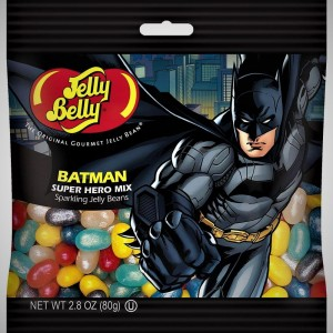 Cukierki Jelly Belly Super Hero Mix Batman 60g