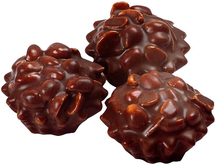 Ciastka Babeczki Orzechowe w Czekoladzie 1,5kg