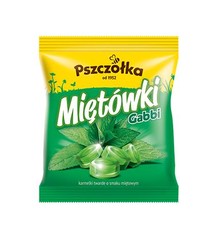 Image of LANDRYNKI MIĘTÓWKI OD PSZCZÓŁKI 90g