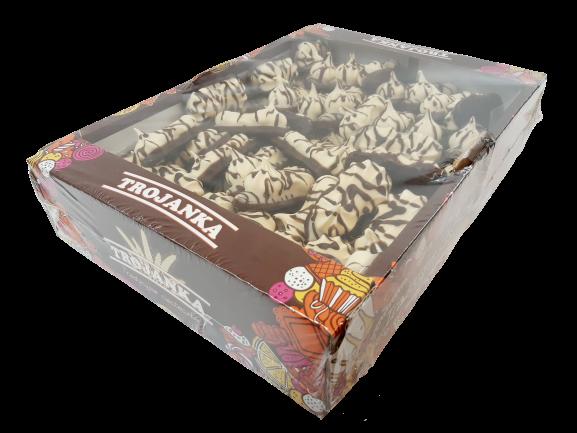 Ciastka Eklery w Polewie Jogurtowej 2kg